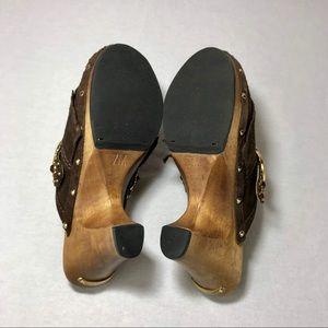 MICHAEL Michael Kors Shoes - MICHAEL Michael Kors Sommerset Wood Clog